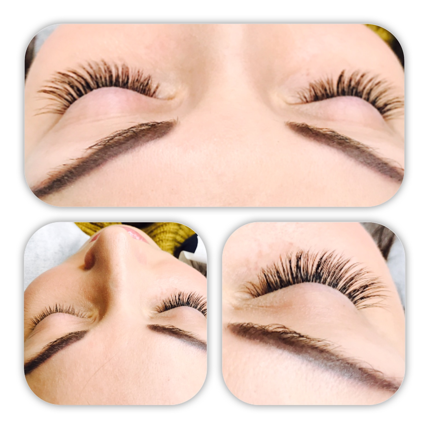 Eyelash Extensions Olive Spa